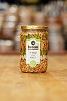 Buram Honey With Nuts 750g
