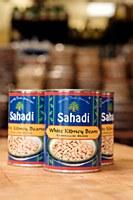 Sahadi White Kidney Beans 20oz