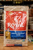 Royal Indian Basmati Rice 10lb