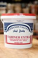 Lebanon Valley Tahini Extra 8lb