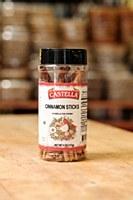 Castella Cinnamon Sticks 4oz