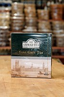 Ahmad Earl Grey Tea 100ct
