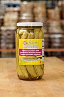 Mechaalany Pickled Wild Cucumbers 24.7oz