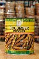 Tuts Cucumber Pickles 6lb 10oz