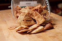Pitaland Garlic Pita Chips