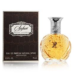 Safari Eau De Parfum 2.5 Fl. Oz. By Ralph Lauren