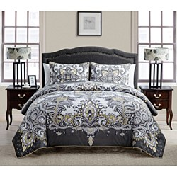 Istanbul King 3PC Duvet Cover Set