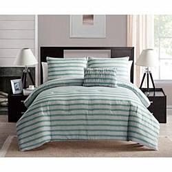 VCNY Ella 4-piece Comforter Set Twin