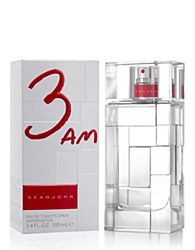 Sean John 3 Am 3.4oz Men's Eau De Toilette