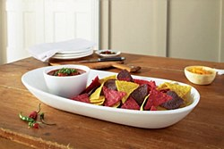 """Chip and Dip 2pc set 17.8""""/4.8"""" AI18280"""