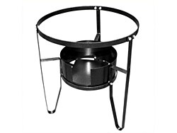 """Burner 27""""X20"""" Stand Large w/ 3 legs - BS-100-1"""
