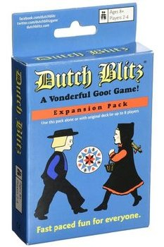 Dutch Blitz: A Vonderful Goot Game