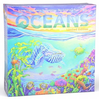 Evolution: Oceans Limited Edition