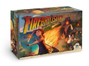 Fireball Island: Curse of the Bul-Kar
