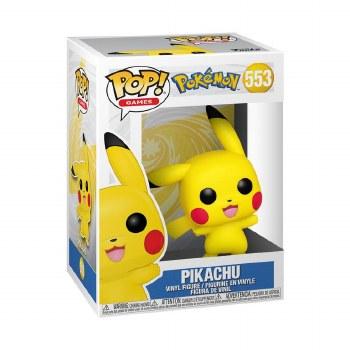 Funko Pop!: Pikachu Waving