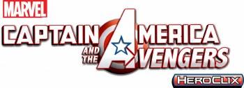 Marvel Heroclix: Captain America and the Avengers CURSR Set PRESALE