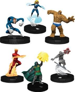 Marvel Heroclix: Fantastic Four Cosmic Clash Starter Set PRESALE