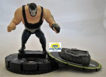 The Animated Series DC HeroClix Super Rare BANE /& VENOM HARNESS 050 S002 Batman