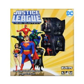 Heroclix Justice League Unlimited Starter Set PRESALE