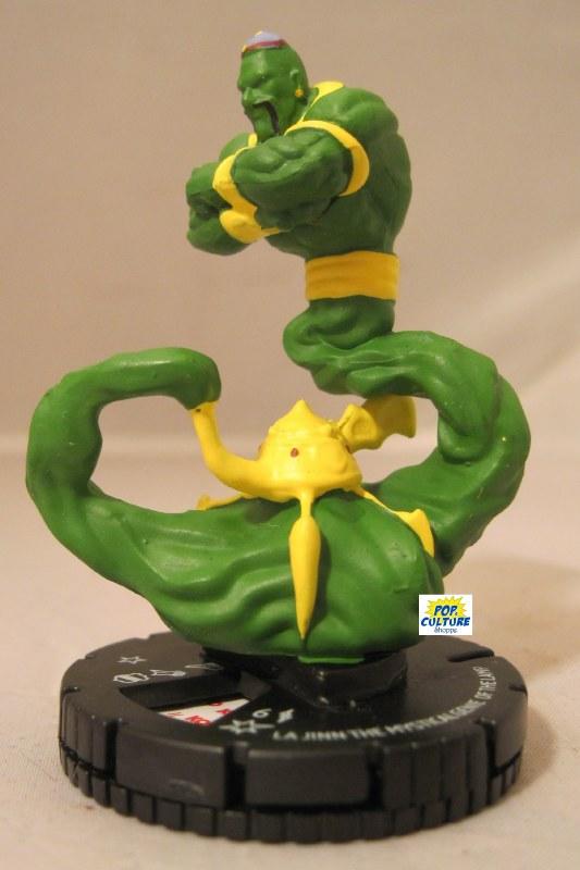 Heroclix Series 1 029 La Jinn the Mystical Genie of the Lamp Yu-Gi-Oh