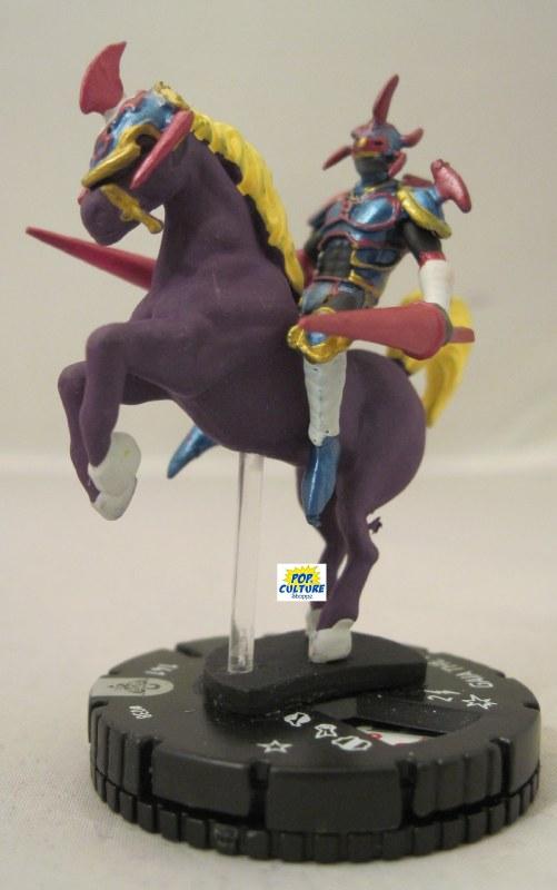 Heroclix Yu Gi Oh Series 1 038 Gaia The Fierce Knight