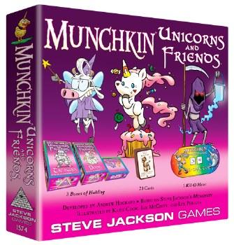 Munchkin Unicorn and Friends