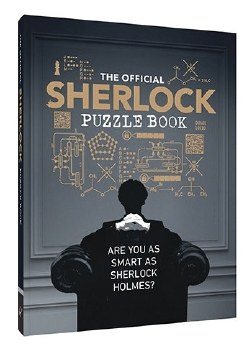 Official Sherlock Puzzle Book