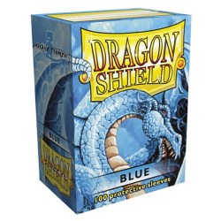 Dragon Shield: 100 Blue Sleeves