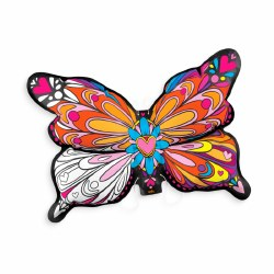 3D Colorables - Dress-Up Butterfly Wings