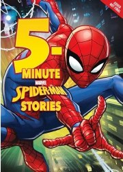 5-Minute Spider-Man Stories