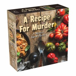 A Recipe for Murder