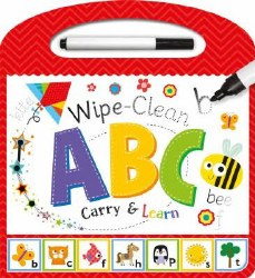 ABC Wipe-Clean Board Book