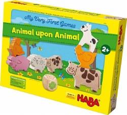 Animal Upon Animal: My Very First Game