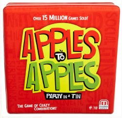 Apples to Apples Party Tin
