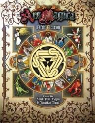 Ars Magica 5th Edition Core Rulebook