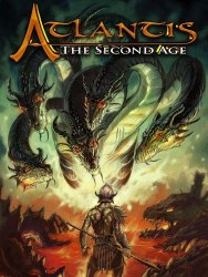 Atlantis The Second Age: A Sword and Sorcery Roleplaying Game