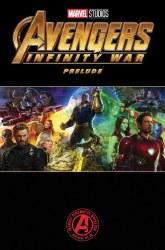 Avengers Infinity War Prelude Graphic Novel