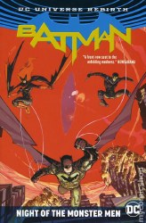 DC Universe Rebirth - Batman: Night of the Monster Men