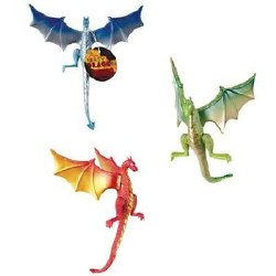 Bendable Toy Dragons