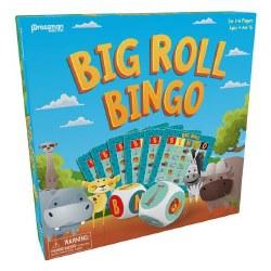 Big Roll Bingo: Safari
