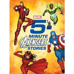 5 Minute Marvel Avengers Stories