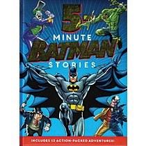 5 Minute DC Batman Stories