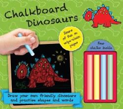 Chalkboard Dinosaurs Book