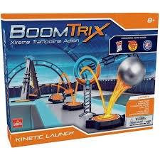 BoomTrix Kinetic Launch