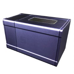 Box Gods Deck Box: Seer Purple