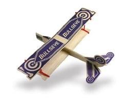 Bullseye Gliders:  Bi-Wing