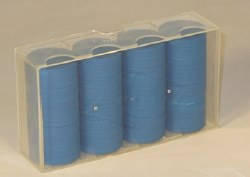 Clay Casino Chips: 100 Blue