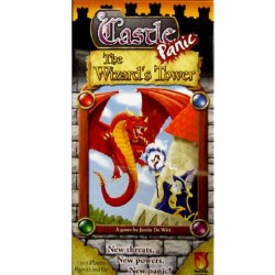 Castle Panic: The Wizard's Tower Expansion