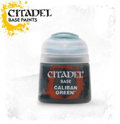 Citadel Paint: Base Caliban Green