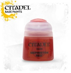 Citadel Paint: Base Mephiston Red